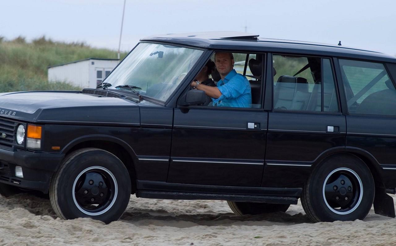 Dimitri Kwekkeboom - Voorzitter Range Rover trust - Familieweekend 2006